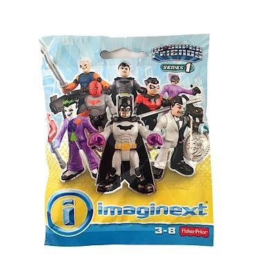 Imaginext Dc Super Friends Blind Bag The Entertainer