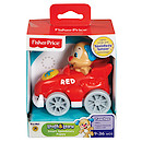 Fisher-Price Laugh & Learn Smart Speedsters- Red