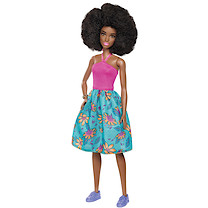 Barbie Fashionistas Floral Skirt