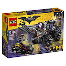 LEGO Batman Movie Two-Face Double Demolition 70915