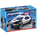 Playmobil 5614 Police Car