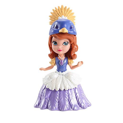 Disney Sofia the First 9cm Figure  Costume Princess Sofia