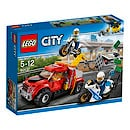 LEGO City Tow Truck Trouble - 60137