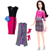 Barbie Fashionistas Doll - Chic With A Wink