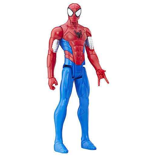 Marvel Ultimate SpiderMan Sinister 6 Titan Hero Action Figure  Armoured SpiderMan