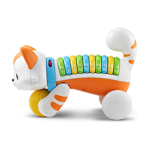LeapFrog Count and Crawl Musical Kitty