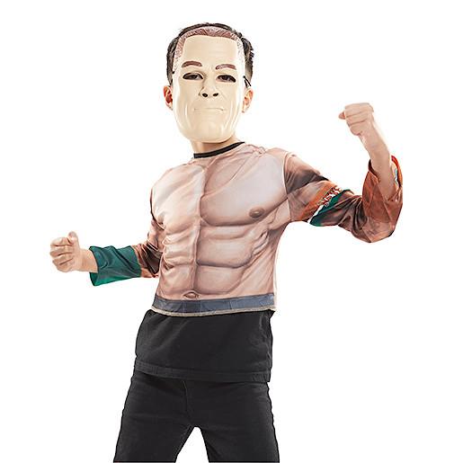 WWE Mask & Muscle Dress Up Costume - John Cena