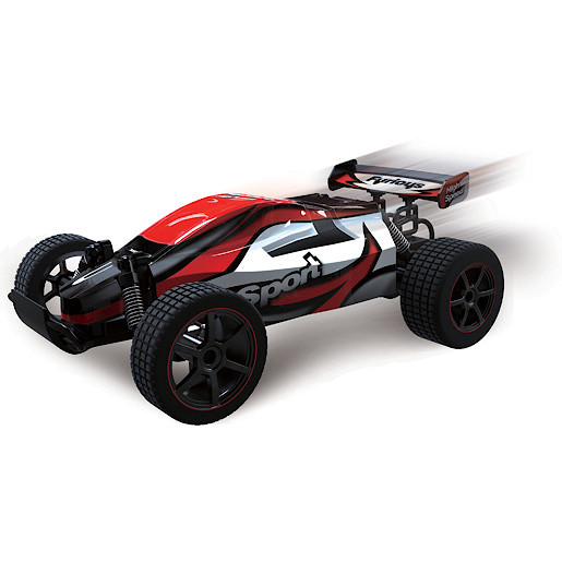 Image of 1:22 Mad Runner Remote Control Speed Car - Furious Sport Red