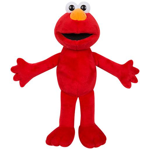 Sesame Street 25cm Soft Toy- Elmo