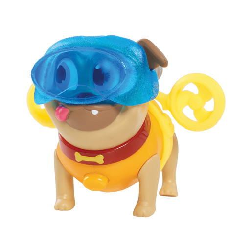 Puppy Dog Pals On A Mission Light Up Figure - Scuba Rolly