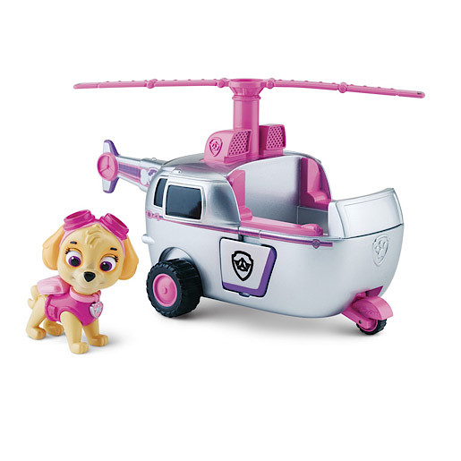 Paw Patrol High Flyin Copter with Skye