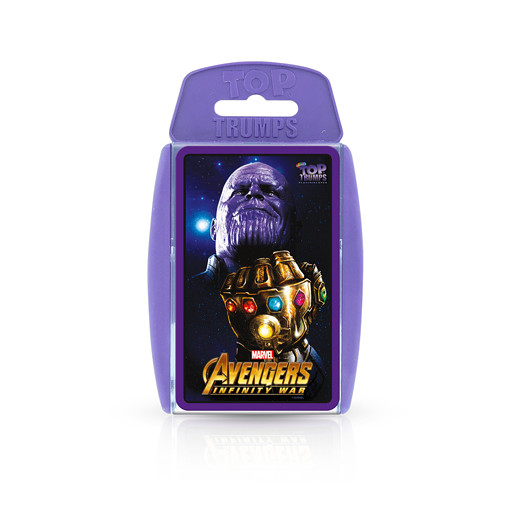 Top Trumps Marvel Avengers Infinity War