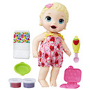 Baby Alive Super Snacks Snackin' Lily (Blonde)
