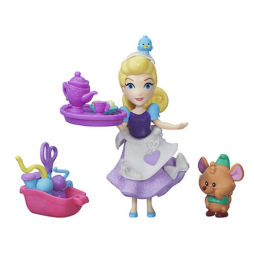 Image of Disney Princess Little Kingdom Princess and Friends Doll - Cinderella