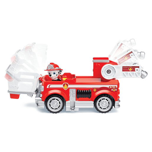 Paw Patrol Ultimate Rescue Vehicle With Pup - Marshall