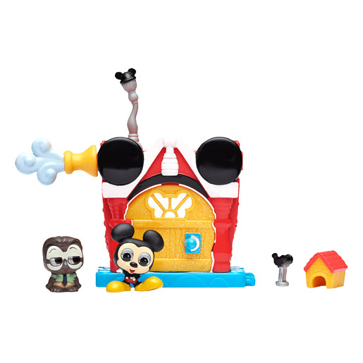 Disney Doorables Mini Stack Playset - Mickey and Friends