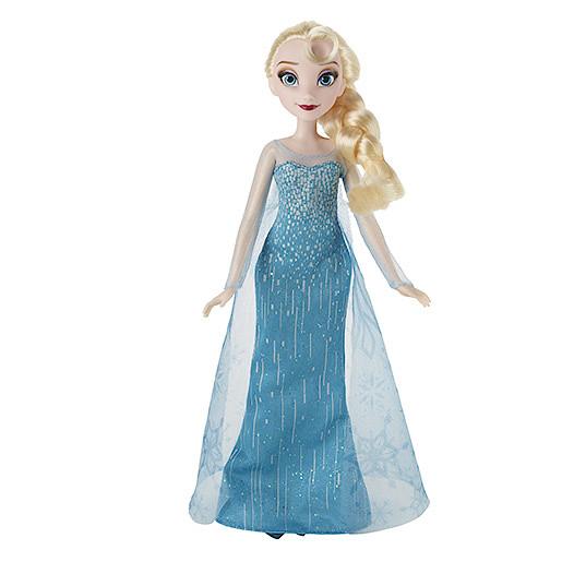 Image of Disney Frozen Classic Elsa Doll