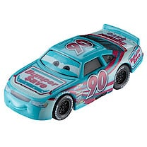 Disney Pixar Cars 3 Ponchy Wipeout