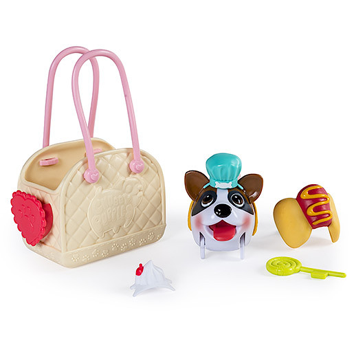 Image of Chubby Puppies Fashion Carrier with Accessories - Boxer