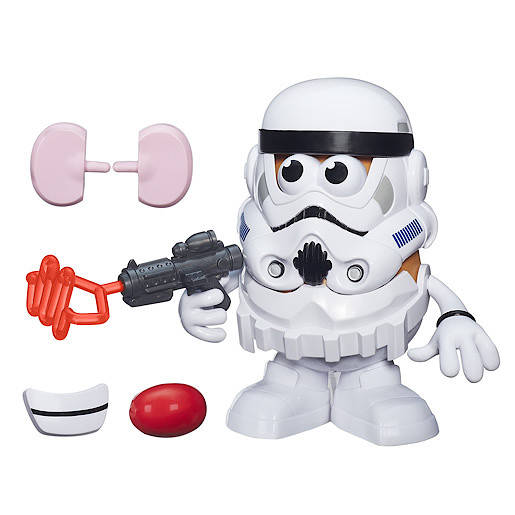 Playskool Star Wars Classic Mr Potato Head - Spudtrooper