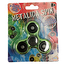 Metalica Spinz - Green