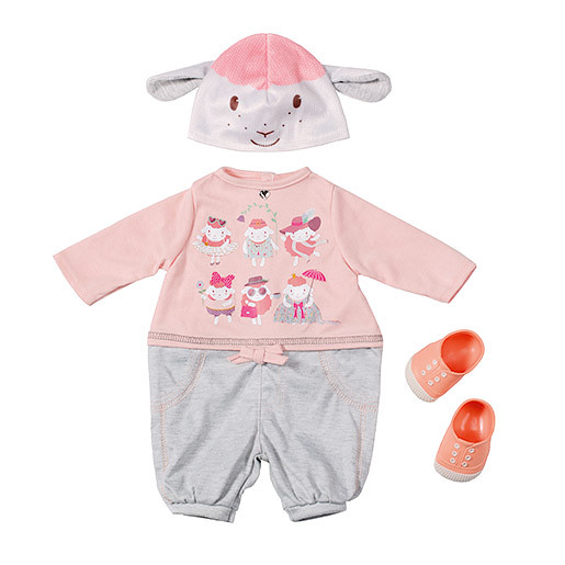 Baby Annabell Deluxe Casual Day Clothing Set | The Entertainer