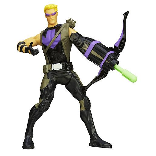 Marvel Avengers Battlers - Hawkeye Figure