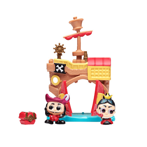 Disney Doorables Mini Stack Playset - Peter Pan