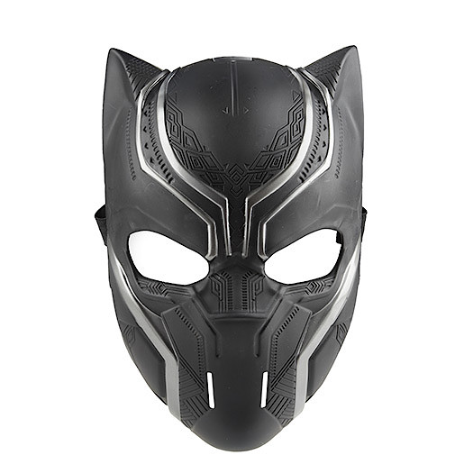 Image of Captain America: Civil War Role Play Mask -Black Panther