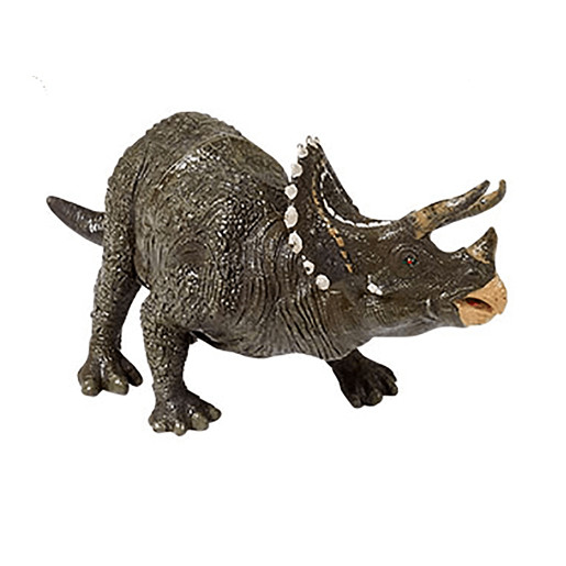 Awesome Animals Large Dinosaur Figurine - Triceratops