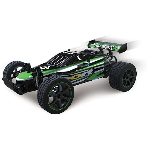 Image of 1:22 Mad Runner Remote Control Speed Car - Speed Racing Sport Green