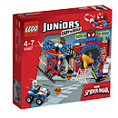 LEGO Juniors Spider-Man Hideout - 10687
