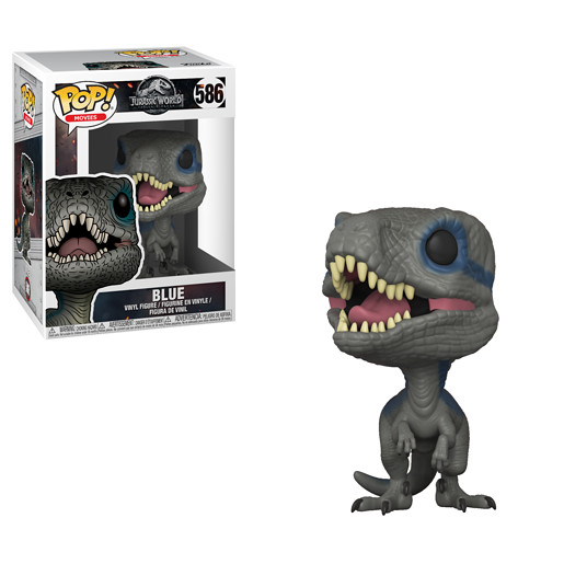 Funko Pop! Jurassic World: Fallen Kingdom - Blue