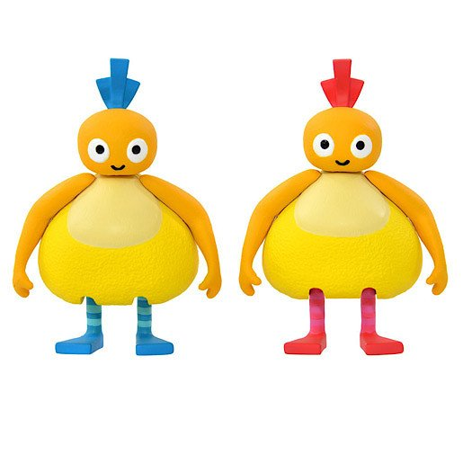 Twirly Woos Two Figure Pack - Chickedy & Chick