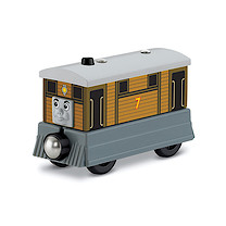 Thomas & Friends Wooden Railway  -  Toby