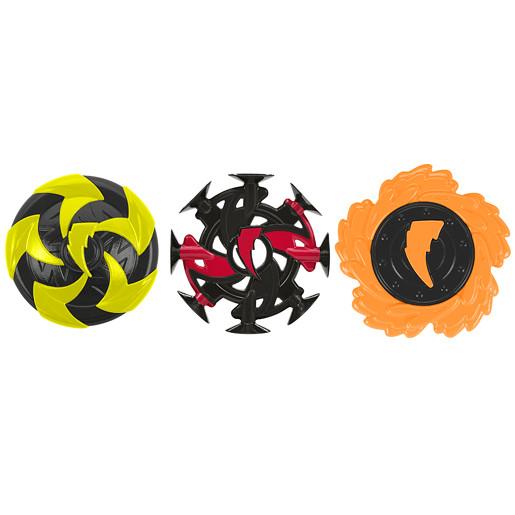 Power Rangers Super Ninja Steel Special Opps Ninja Stars - Pack E