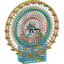 K'Nex 6 Foot Ferris Wheel Building Set