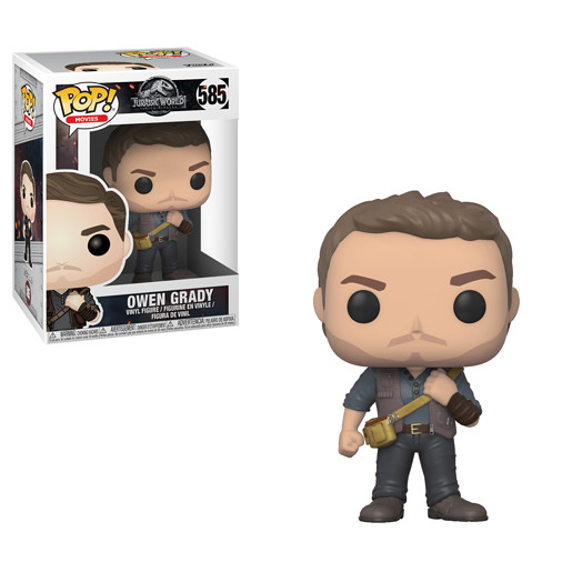 Funko Pop! Jurassic World: Fallen Kingdom - Owen