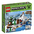 LEGO Minecraft The Snow Hideout - 21120