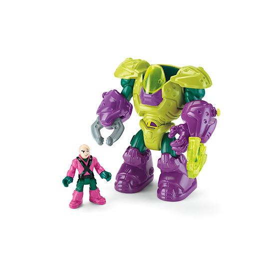 Fisher-Price Imaginext DC Super Friends - Lex Luthor Mechanical Suit