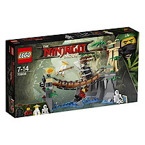 LEGO The Ninjago Movie Master Falls 70608