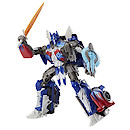 Transformers: The Last Knight Premier Edition Voyager Class Figure - Optimus Prime