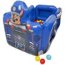 Paw Patrol Chase Vehicle Ball Pit with 10 Balls