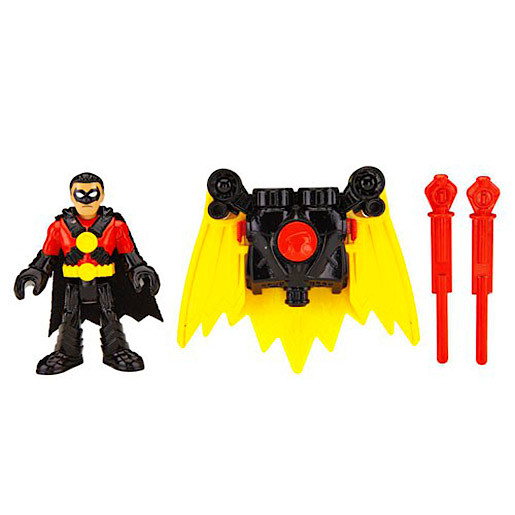 Image of Fisher-Price Imaginext DC Super Friends - Red Robin with Cape