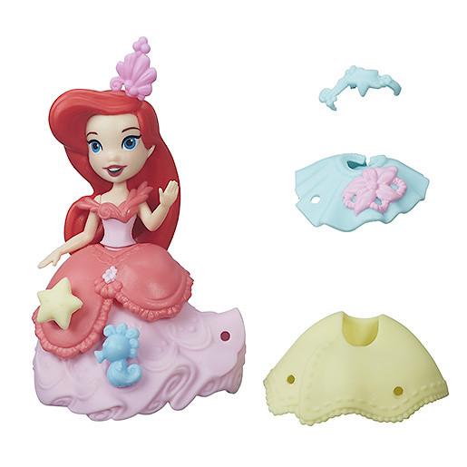 Image of Disney Princess Little Kingdom Fashion Change Ariel Doll