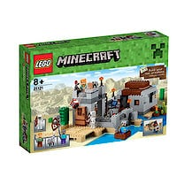 LEGO Minecraft The Desert Outpost - 21121