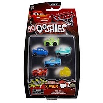 Disney Pixar Cars 3 Ooshies 7 Pack (Styles Vary)