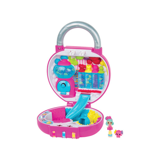 Shopkins Lil Secrets Shop n Lock - So Sweet Candy