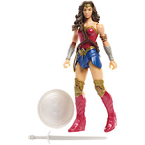 Justice League Wonder Woman Figure