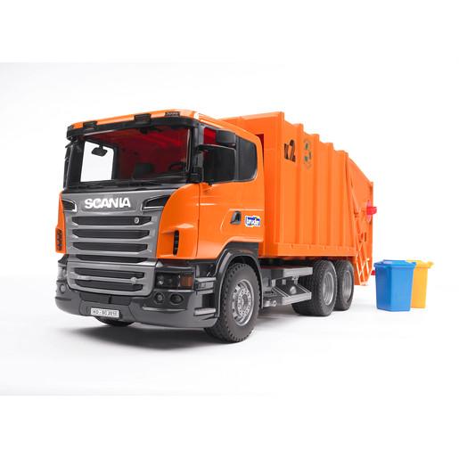 Bruder Scania R Series Garbage Truck